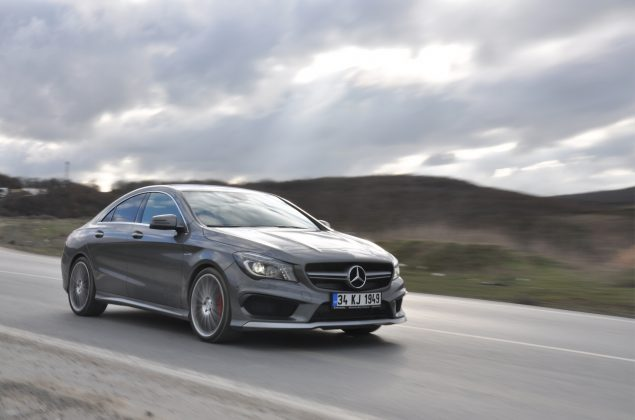 Mercedes testi