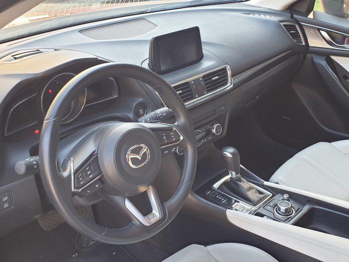 Mazda 3 İç Mekan Görselleri