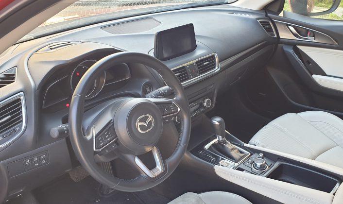 Mazda 3 Direksiyon Simidi