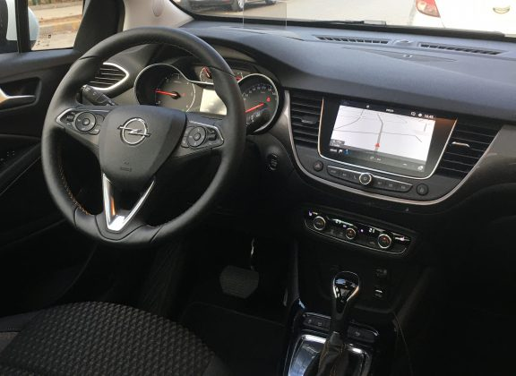 Opel CrosslandX Mavi