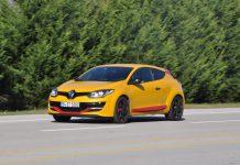 Kapak Renault Megane R.S.