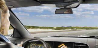 Continental'in konuşan araç projesi