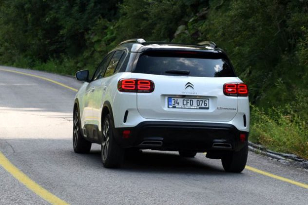 Citroén C5 Aircross SUV