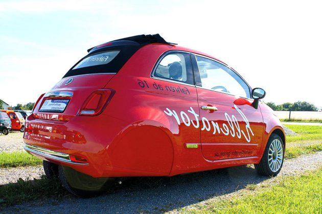 3 Tekerlekli Fiat