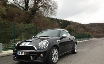 MiNi Cooper S Coupe Kapak