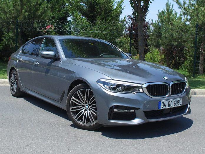 BMW 520d testi