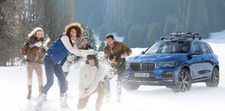 BMW Kış Jant ve Lastik Kampanyası Borusan BMW Yetkili Satıcılarında