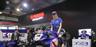 Yamaha Motobike 2020'de yeni modellerini tanıttı.