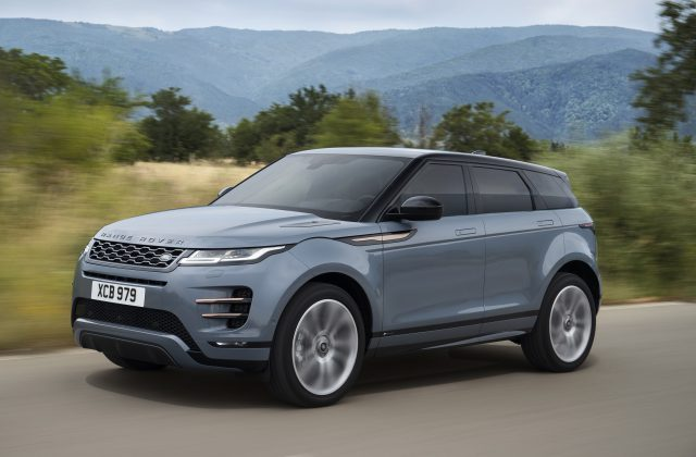 Yeni Range Rover Evoque Testi: Yeni Range Rover Evoque Özellikleri ve Fiyatı