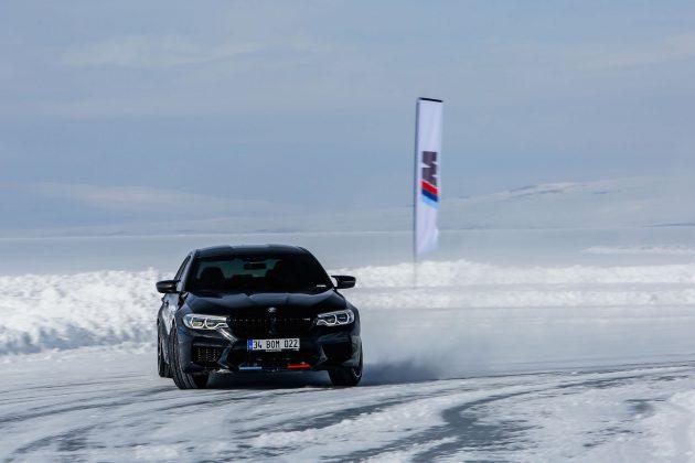 Çıldır Gölü BMW Testleri