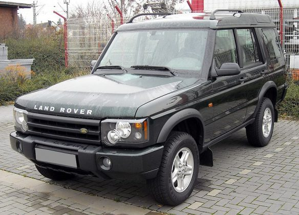 Land Rover Dİscovery