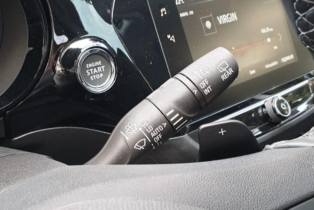 Opel Corsa İç Mekan Görselleri