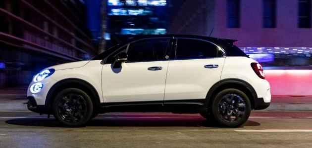 Yeni Fiat 500X SUV
