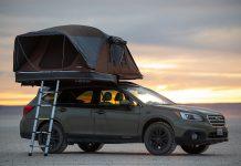 Araç tavan çadırları
