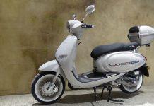 Arora Cappucino 50cc
