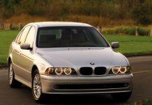 E39 BMW 5 Serisi