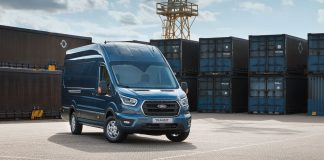 Ford Transit Hibrit 2020