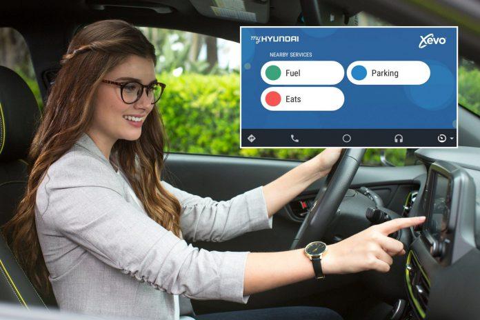 Hyundai Araç İçi Ödeme Sistemi