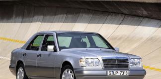 W124 Mercedes Benz