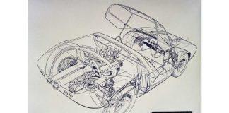 Le Mans GT 40