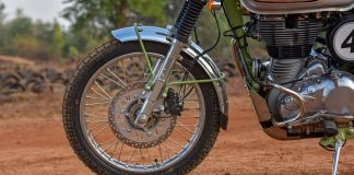 Motosiklette ABS önemi