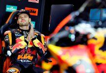 Brno GP Binder Kazandı