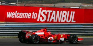 formula 1 Türkiye yarışı ne zaman