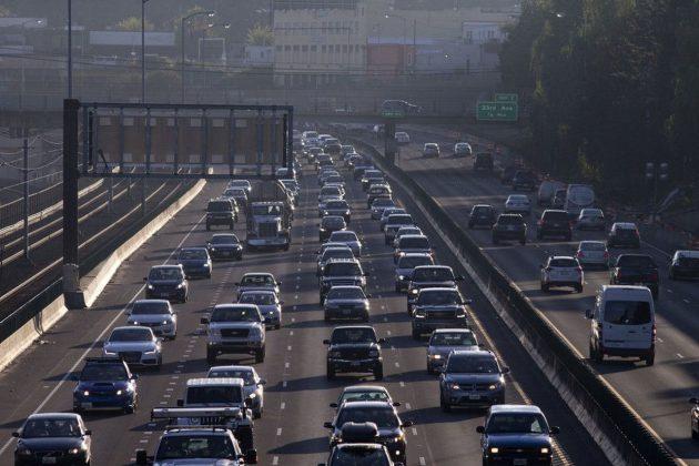 portland trafik