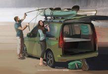 volkswagen Mini-Camper