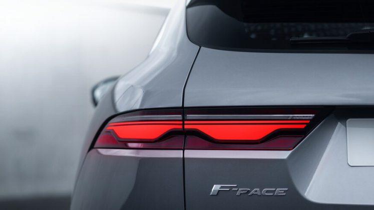 2021 jaguar f pace