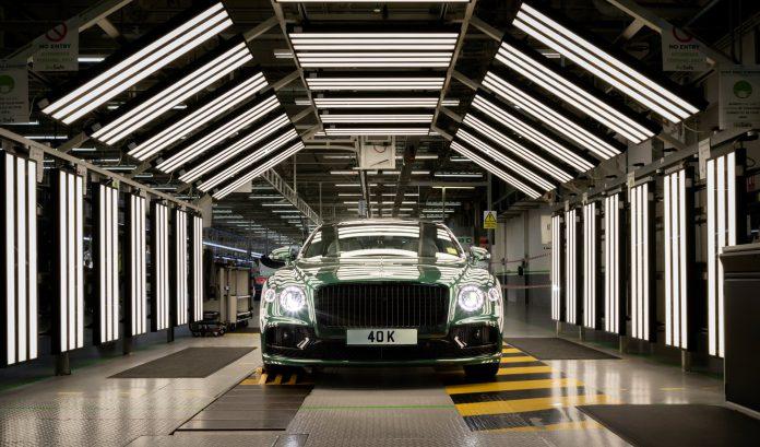 Bentley-40k