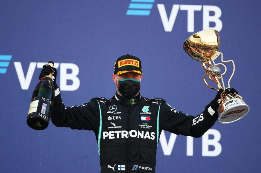 Valtteri Bottas Russian GP