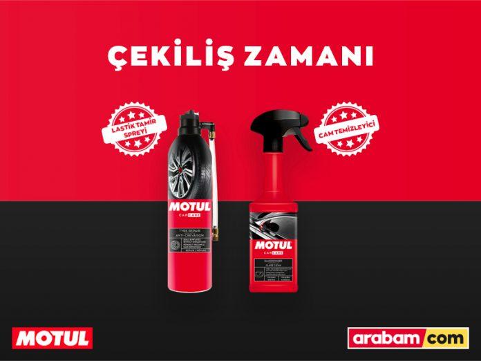 arabam.com - Motul hediye