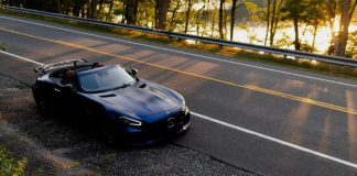mercedes-roadster