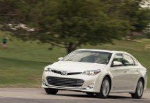 Toyota Avalon Hibrit