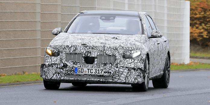 2021 Mercedes AMG C53 Görüntülendi