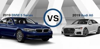 BMW 5 serisi-vs-Audi-a6