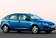 2005 Model Ford Focus