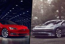 Lucid Motors vs Tesla