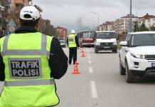 Trafik cezası karar