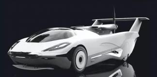uçan araba prototip