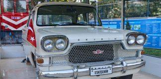 Türkiye'nin yerli arabaları
