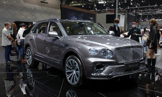 Bentley Elektrikli Otomobile Geçişi Hızlandırıyor