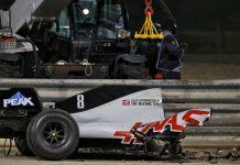 Formula 1 Bahreyn Grand Prix Korkutucu Gece