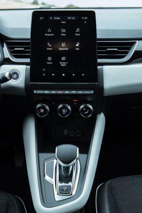 Yeni Renault Captur İç Tasarım