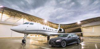 uçak ve araba