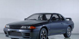Klasik Skyline GT-R'ı