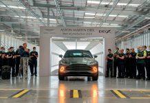 İngiltere Otomobil Endüstrisi Brexit Anlaşması