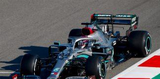 Formula 1 DRS Mercedes