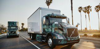 Volvo Trucks VNR Electric